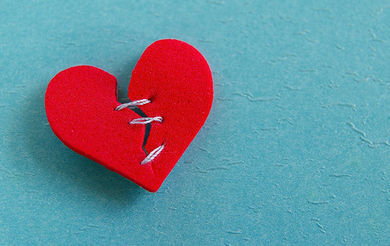 Alla hjärtans dag och singel